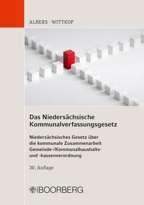 Das Niedersächsische Kommunalverfassungsgesetz