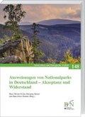 Ausweisungen von Nationalparks in Deutschland - Akzeptanz und Widerstand