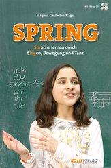 Spring, m. Audio-CD