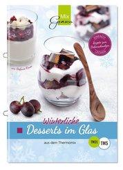 Winterliche Desserts im Glas
