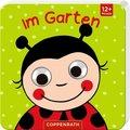 Mein Kulleraugen-Fühlbuch - Im Garten
