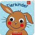Mein Kulleraugen-Fühlbuch: Tierkinder