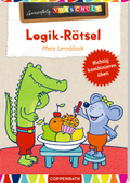 Logik-Rätsel - Mein Lernblock
