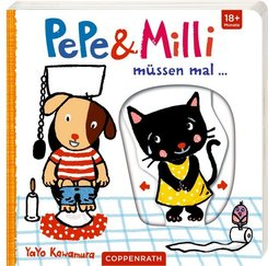 PePe & Milli müssen mal ...