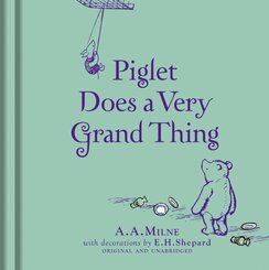 Winnie the Pooh - Piglet Does a Very Grand Thing