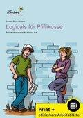 Logicals für Pfiffikusse, m. CD-ROM