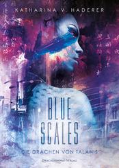 Die Drachen von Talanis - Blue Scales