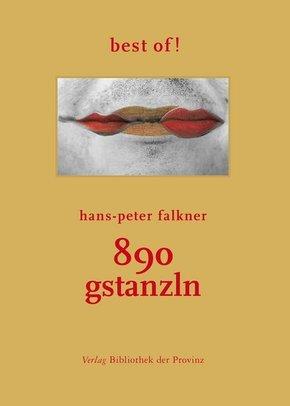890 Gstanzln, m. Audio-CD