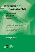 Jahrbuch des Sozialrechts: Dokumentation für das Jahr 2015; Bd.37