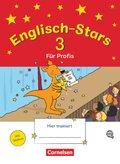 Englisch-Stars: 3. Schuljahr - Für Profis