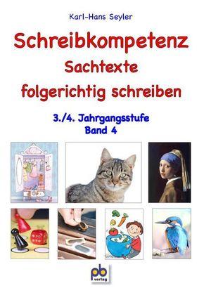 Schreibkompetenz, 3./4. Jahrgangsstufe - Bd.4