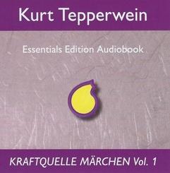 Kraftquelle Märchen, Teil 1, Audio-CD - Tl.1