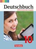 Deutschbuch, Differenzierende Ausgabe: 10. Schuljahr, Schülerbuch