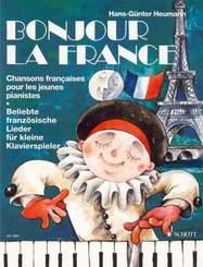 Bonjour la France, Klavier