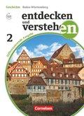 Entdecken und Verstehen, Differenzierende Ausgabe Baden-Württemberg: 7./8. Schuljahr, Schülerbuch; 2