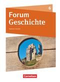 Forum Geschichte, Neue Ausgabe Gymnasium Sachsen-Anhalt: 6. Schuljahr, Schülerbuch