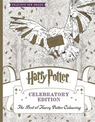Harry Potter Colouring Book, Celebratory Edition