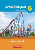 mathewerkstatt - Mittlerer Schulabschluss Baden-Württemberg: Materialblock; .6