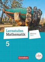 Lernstufen Mathematik - Mittelschule Bayern 2017 - 5. Jahrgangsstufe