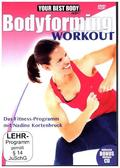 Your Best Body / Bodyforming Workout, 1 DVD + Audio-CD