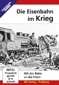 Die Eisenbahn im Krieg, DVD