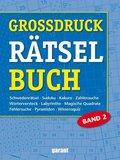 Grossdruck-Rätselbuch - Bd.2