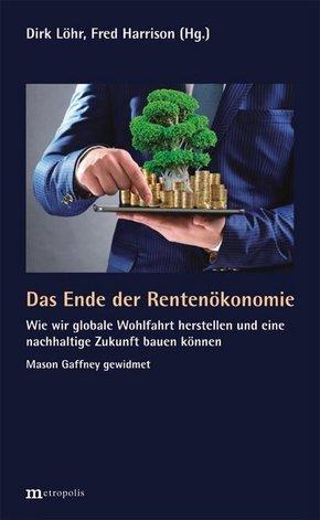 Das Ende der Rentenökonomie
