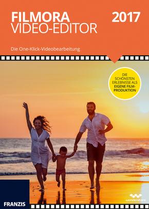 Filmora Video-Editor 2017, DVD-ROM