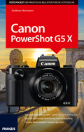 Foto Pocket Canon Powershot G5 X
