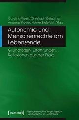Autonomie und Menschenrechte am Lebensende