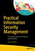 Practical Information Security Management