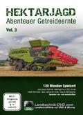 Hektarjagd - Abenteuer Getreideernte, 1 DVD - Vol.3