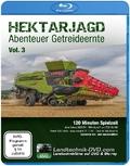 Hektarjagd - Abenteuer Getreideernte, 1 Blu-ray - Vol.3