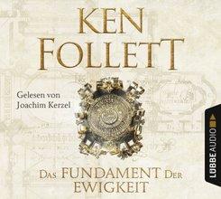 Das Fundament der Ewigkeit, 12 Audio-CDs