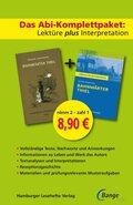 Das Abi-Komplettpaket. Lektüre plus Interpretation - Bahnwärter Thiel