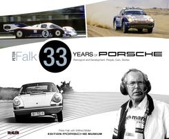 Peter Falk - 33 Years of Porsche