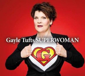 Superwoman, 1 Audio-CD