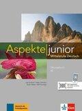Aspekte junior: Übungsbuch B2 mit Audio-Dateien zum Download