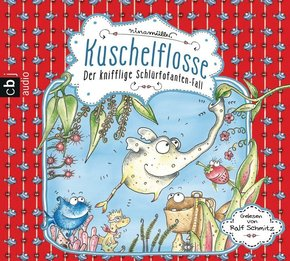 Kuschelflosse - Der kniffelige Schlürfofanten-Fall, 2 Audio-CDs