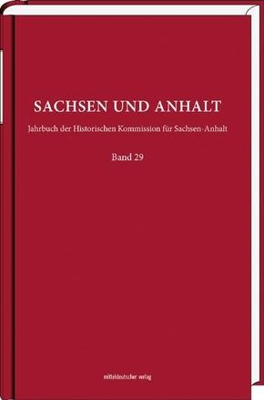Sachsen und Anhalt - Bd.29