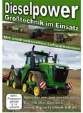 Dieselpower - Großtechnik im Einsatz, 1 DVD