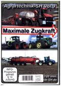 Maximale Zugkraft - Agrartechnik im Einsatz, 1 DVD