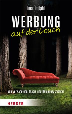 Werbung auf der Couch