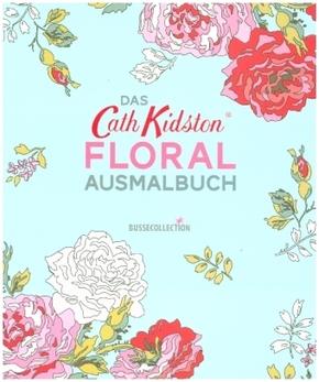 Das Cath Kidston FLORAL Ausmalbuch