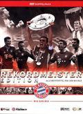 FC Bayern München - Rekordmeister Edition, 2 DVD