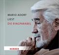 Mario Adorf liest die Ringparabel von Lessing, 1 Audio-CD