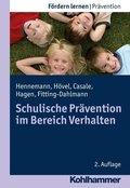 Schulische Prävention im Bereich Verhalten