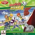 Teufelskicker - Punktspiel oder Popstar?, 2 Audio-CDs