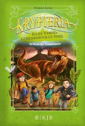 Krypteria - Jules Vernes geheimnisvolle Insel. Im Reich des Tyrannosaurus