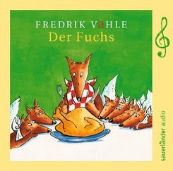 Der Fuchs, 1 Audio-CD
